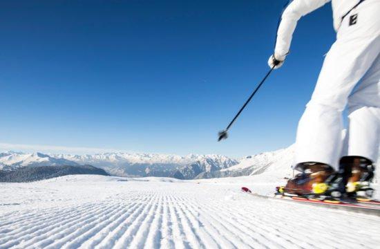 Sci da fondo sull'Alpe di Rodengo 1