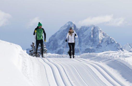 Sci da fondo sull'Alpe di Rodengo 3