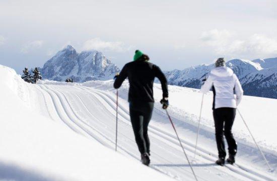 Sci da fondo sull'Alpe di Rodengo 4