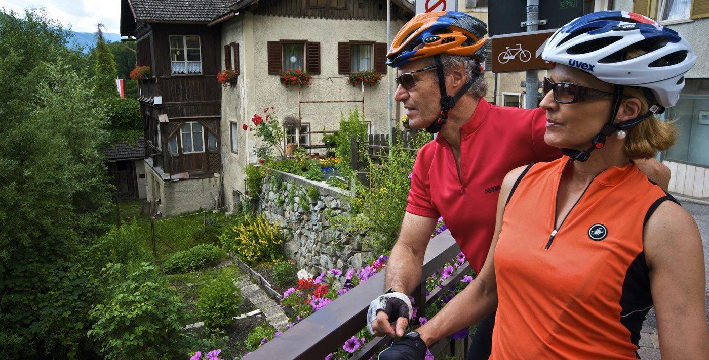 Seniorenurlaub in Südtirol - in Meransen sind Sie am Ziel
