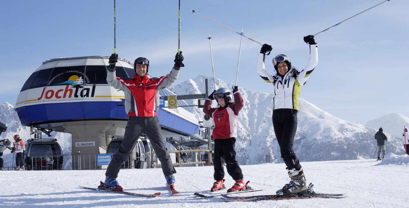 Ihr Skihotel in Südtirol - Kommen Sie zum Skiurlaub nach Meransen!