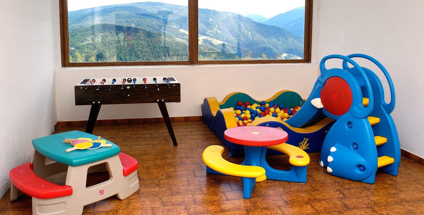 Ihr kinderfreundliches Familienhotel in Meransen