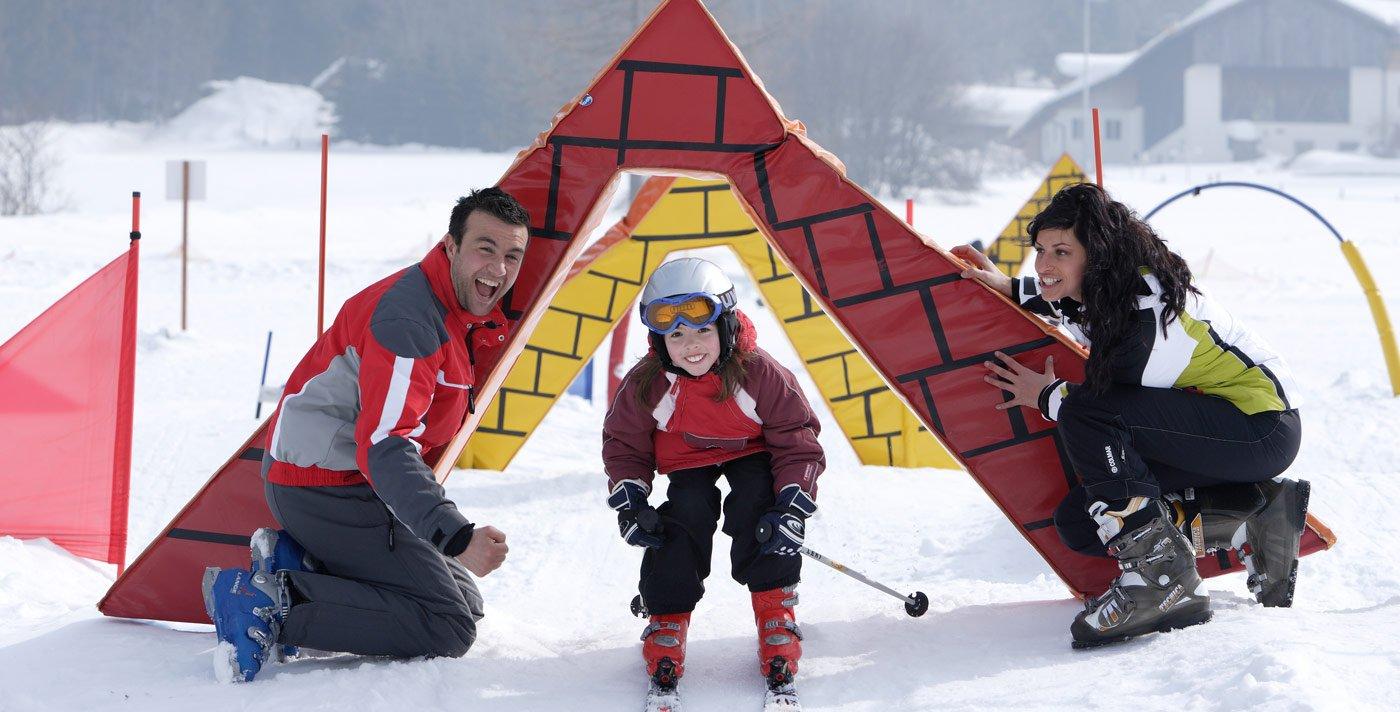 Vacanze invernali a Maranza – tanto divertimento anche lontano dalle piste